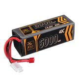 ZOP Power 14.8V 6000mAh 40C 4S Lipo Batería T Plug para RC Coche RC Airplane