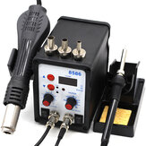 8586 Пайка Станция SMD BGA Переделка Тепловая сварка нагнетателя горячего воздуха Пайка Ремонт утюга Инструмент