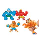 Bohater Postać Super elastyczna zwierzęca lalka Gumowy człowiek Ściśnij le Dekompresyjna zabawka wentylacyjna