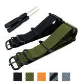 Bakeey Replacement Nylon 24mm Watch Band Adapter for Suunto Core Smart Watch