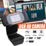 1080P Upgrade webcam autofocus Webcamera Cam met microfoon voor pc-laptop
