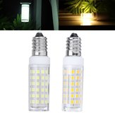 AC110-240V E14 9W 2835 No Stroboscopic 75LED Ceramic Corn Light Bulb for Indoor Home Decoration