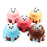 Squishy Panda Cake 12cm Slow Rising Met Packaging Collection Cadeau Decor Soft Soft Toy