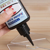 Original              Kafuter K-303 50ml UV Glue Acrylic Transparent Adhesive UV Curing Adhesive Glass Adhesive