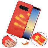 Fiziksel Termik Sensör Yumuşak TPU Kılıf (Samsung Galaxy Note 8 için)