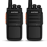 BAOFENG BF-888S Plus 5W 3800mAh Walkie Talkies de alta potência UV Dual Banda 16CH Rádio Two Way Voz mais nítida USB Direct Recarregável para Hotel Civil