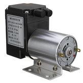 DC 12V Mini geräuschlos Vakuum Pumpe Negativ Druck Saug Pumpe 5L / min 80kpa