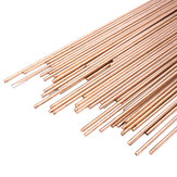 450g 3 / 32inch Gold Silicon Bronze Tig Welding Rods 91cm Long Rod 2mm Diametro 50000PSI