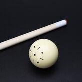 1 pcs Bilhar Resina Bege Spot Piscina Prática de Snooker Traini