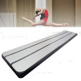 236.22x78.7x3.9inch Inflatable Air Track Gymnastics Practice Training Mat Tumbling Pad