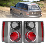 Rear Left/Right Tail Light Assembly Brake Lamp White+Red for Range Rover Vogue L322 2002-2009
