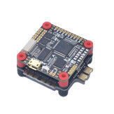 JHEMCU F722 BT Dual-40A/ 55A Flytower 30.5mm F7 & Dshot600 BLHELI_S 55A ESC FPV Stack for DJI FPV AIR Unit  FPV Racing