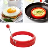 Omelete Maker Mold Round Shape Silicone Nativetick Frying Egg Mold Shape Ring Pancake Rings Mold