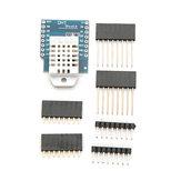 Schermatura del sensore di umidità della temperatura di 5Pcs Wemos® DHT22 per il WeMos D1 Mini
