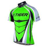 X-Tiger Męska koszulka rowerowa Oddychająca, odporna na promieniowanie UV, szybkoschnąca górska szosowa Odzież rowerowa Odchudzająca góra