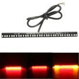 12V Motor 33 LED SMD Light Strip Achterstaartrem Stop Signal