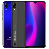Blackview A60 Global Version 6,1 tum 19: 9 Waterdrop-skärm 4080mAh Android 8.1 1 GB RAM 16GB ROM MT6580A Quad Core 3G Smartphone