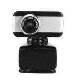 720P HD Webcam CMOS 50 Mega Pixels USB2.0 Web Camera Built-in Microphone Camera for Desktop Computer Notebook PC
