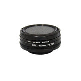 SJCAM SJ8 Air PLUS PRO 40,5 mm 4 em 1 CPL UV Tampa do filtro de lente