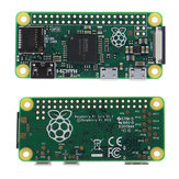 Raspberry Pi Zero 512MB RAM 1GHz Supporto CPU a un solo core Micro USB Power e scheda MicroSD con NOOBS