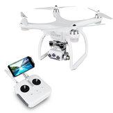 UPair 2 Ultrasonic 5.8G 1KM FPV 3D + 4K + 16MP Kamera z 3 osiami Gimbal GPS RC Quadcopter Drone RTF