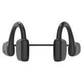 Novo fone de ouvido de condução óssea sem dor 2020 bluetooth 5.1 Fone de ouvido à prova de suor de orelha aberta Fones de ouvido com microfone de alta fidelidade Gancho de ouvido