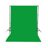 300x160cm włókniny Chromakey Green Fotografia Tło Tło Tkanina do Fotografii Wideo YouTube