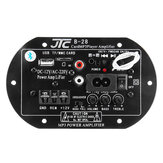 Placa do amplificador do carro do Subwoofer do poder superior do amplificador de poder de 12V 220V Bluetooth