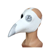 Plague Beak Doctor Maschera Long Nose Cosplay Fancy Gothic Retro Rock Leather Halloween Party