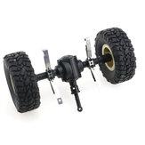 JJRC Rear Bridge Axle For Q60 1/16 2.4G Off-Road Military Trunk Crawler RC Car