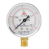 Medidor do calibre de pressão da água 0-16MPa para calefatores de água e purificadores