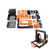 MK2 / 2.5 / MK3 Upgrade Customized PLA Filamenmt Printed Part Satz für Prusa i3 MK3S 3D-Drucker