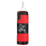 Boxing Sandbag Kit  Punch Bag Boxing Gloves Steel Chains Bracers Safety Buckle Sanda Equipments