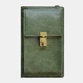 المرأةالبسيطةالصغيرةهاتفحقيبةبطاقة حامل حقيبة كتف المحفظة