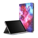 Folio Stand Tablet Caso Cubierta para Samsung Galaxy Tab S5E 10.5 SM-T720 SM-T725 - La Vía Láctea