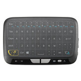 H18 Sans Fil 2.4GHz  Mini Clavier Tactile Air Souris pour TV Box MINI PC
