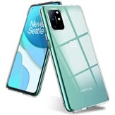 Bakeey for OnePlus 8T Case Crystal Clear Transparent Ultra-Thin Non-Yellow Soft TPU Protective Case