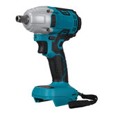 520N.M Brushless Cordless Impact Wrench Tool 1/2'' Adapted for Makita 18V Battery