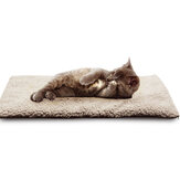 Pet Cat Dog Insulation Mat Self-heating  Does Not Charge Washable Pet Mat