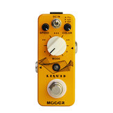 MOOER MPH2 Liquid Guitar Effects Pedal with 5 Different Phase Effect Pedal and 3 Selectable Wave
