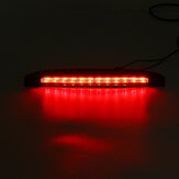 Rear High Level Mount Stop Brake Light Red Shell For Renault Clio MK II III 1998-2014