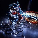 KCASA SSL-13 LED 7M 50LED Sonnenkollektor String Licht Urlaub Garten Weihnachten Hochzeit Dekoration