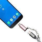 Conversor adaptador Bakeey ™ Mini Type-c para Micro USB para celular Samsung
