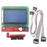 Intelligent Digital LCD 12864 Display 3D-printercontroller voor RAMPS 1.4 Reprap
