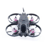 GEELANG UFO-85X 4K HD Hollywood 3-4S Cinewhoop Whoop FPV Racing Drone BNF / PNP Caddx Tarsier V2 Cámara DVR