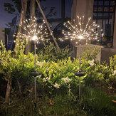 200/150/120/100/90 LED Solar Power Fairy Lights String Lamps Party Wedding Decor Garden Garden Remote Control
