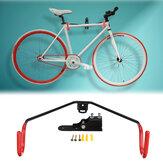 BIKIGHT 40 kg fiets muurbevestiging fiets houder standaard rek metalen racefiets standaard display montage haak