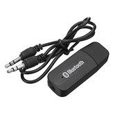 USB 3.5mm Receptor de Audio de Dual Salida Bluetooth V4.0 A2DP