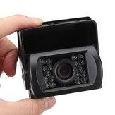 Visoreposterioreantiurtoimpermeabileperretromarcia HD Visore notturno ad infrarossi per luci fotografica con cavo AV