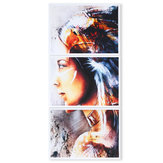 3 Pz / set Moderna Unframed Canvas Print Pittura Poster Da Parete Picture Home Decorazioni